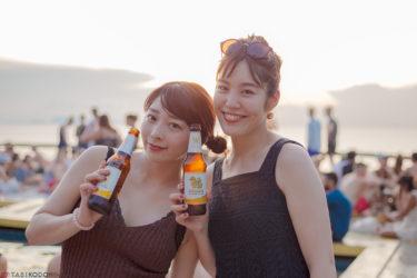【タイ】旅人、お暇いただきます。可愛い子と過ごすサムイ島・パンガン島フルムーンパーティの旅