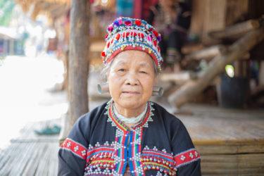 【タイ】チェンマイで毎日カオソイ食べながら、まさかのTinderで知り合った人と山岳民族を巡る旅